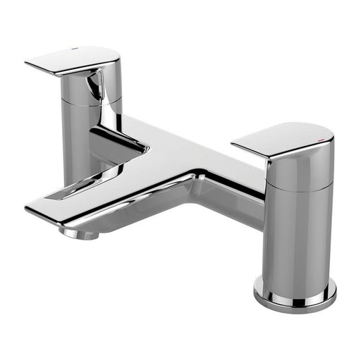 Ideal Standard Tesi two hole dual control bath filler - Unbeatable Bathrooms