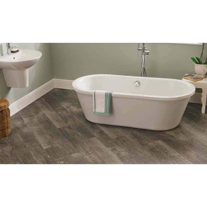 Karndean Van Gogh Wood Shade Reclaimed Redwood Tile - Unbeatable Bathrooms