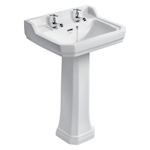 Ideal Standard Waverley 56cm Washbasins - Unbeatable Bathrooms
