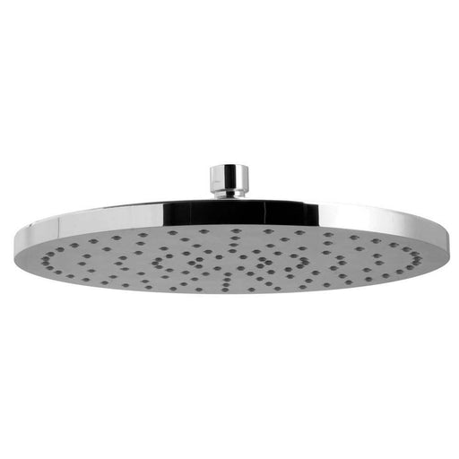 Vado Saturn Single Function Round Fixed Shower Head 220mm - Unbeatable Bathrooms