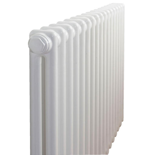 Zehnder Charleston 500x1042mm 2 Column Central Heating Radiator - Unbeatable Bathrooms
