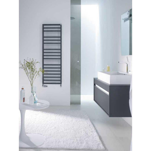 Zehnder Quaro Spa Electric Radiator with Safir Programmable Infrared Control - Unbeatable Bathrooms