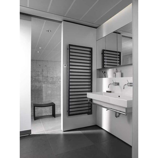 Zehnder Subway Electric Radiator with Programable Safir Infrared Control - Unbeatable Bathrooms