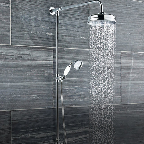 Shop Traditional Showers at Unbeatable Bathrooms.