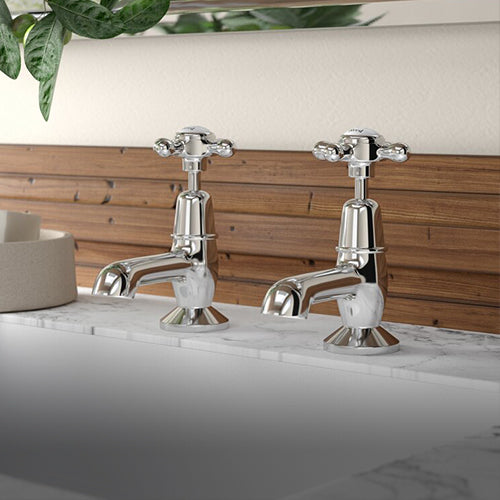 Shop Traditional Bath and Basin Taps at Unbeatable Bathrooms.