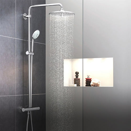 Shop GROHE Showers from UnbeatableBathrooms.co.uk.