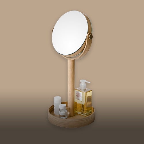 Shop small Vanity and Cosmetic Mirrors at Unbeatable Bathrooms.