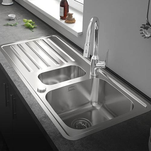 Shop Hansgrohe Kitchen Sinks at Unbeatable Bathrooms.