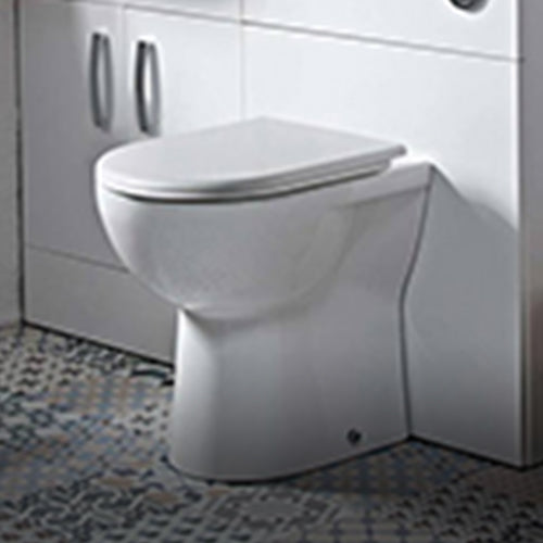 Shop Back To Wall Toilets from UnbeatableBathrooms.co.uk.