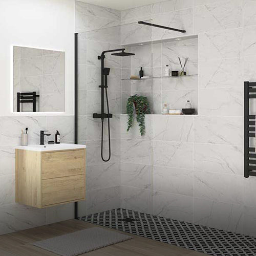 Shop Walk-In and Wet Room Shower Enclosures at Unbeatable Bathrooms.