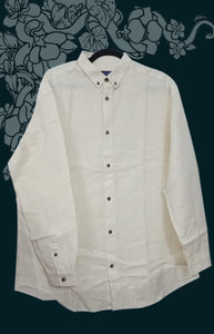 WHITE COLOR MEN SHIRT