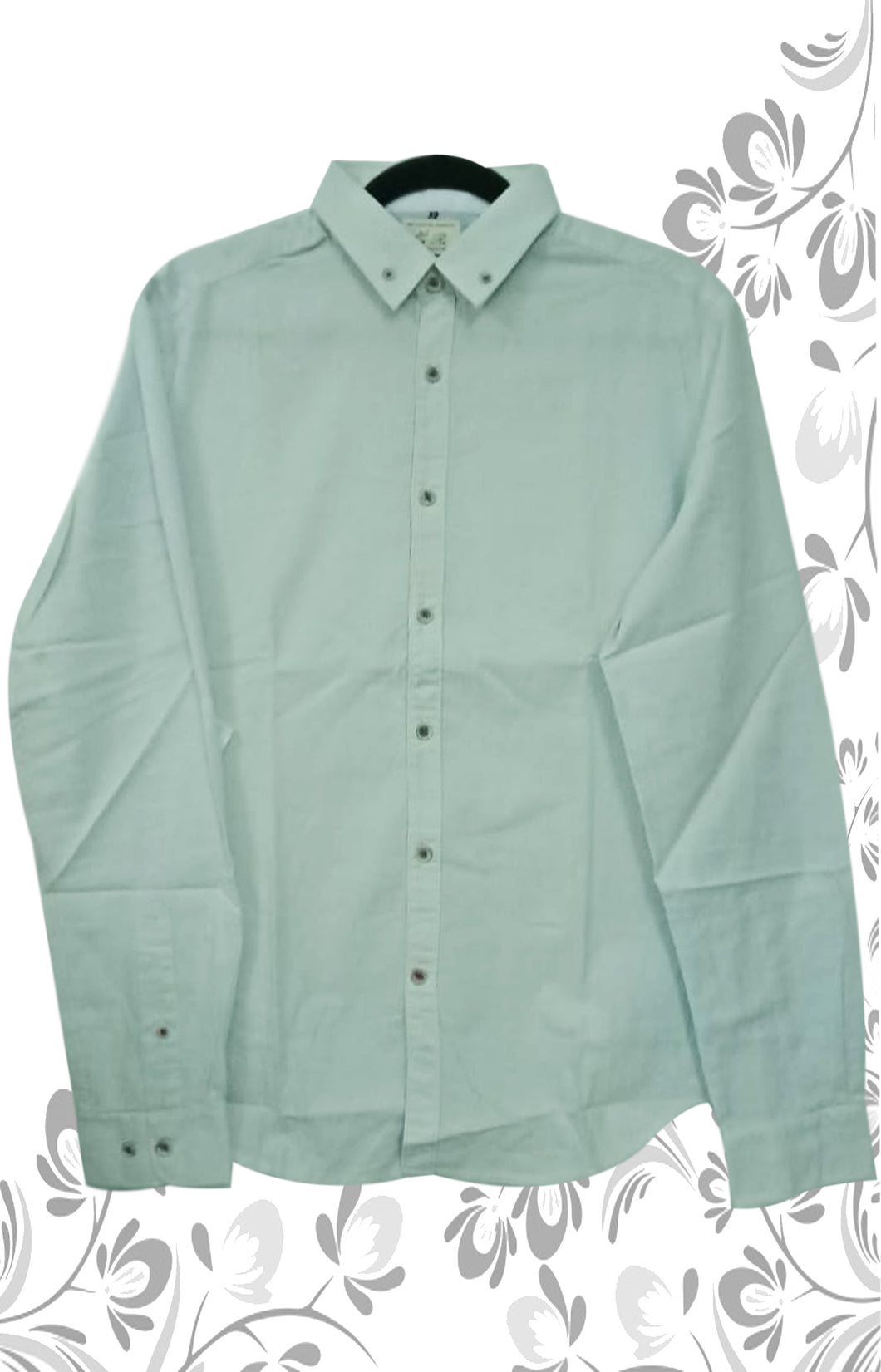 LIGHT BLUE MEN SHIRT