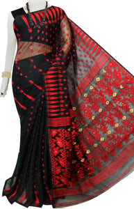 Black color saree