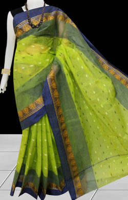 Beautiful Traditional Mixed Cotton Tant Saree