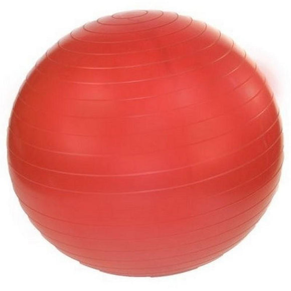 RAMOS GYM BALL 55 CM ΚΟΚΚΙΝΗ