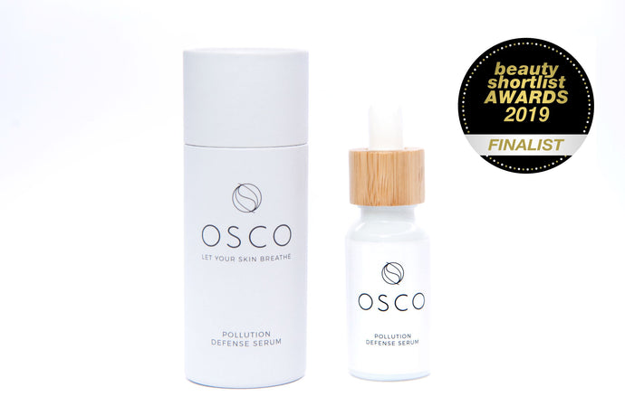 We have won a BEST ANTI-POLLUTION PRODUCTS Finalist Award!!