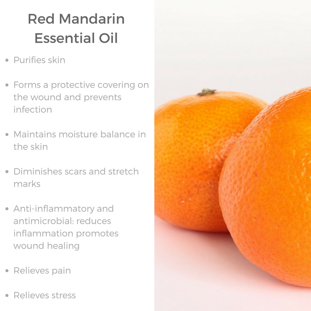 red mandarin