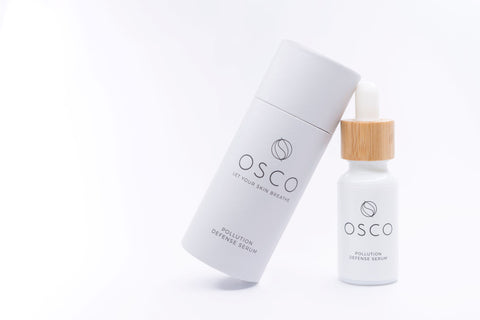 osco antipollution pollution defense serum