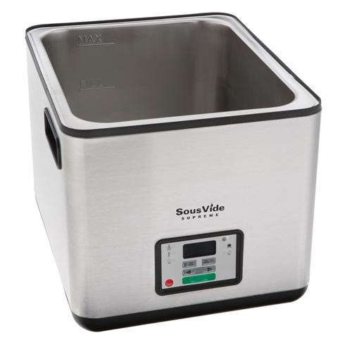 SousVide Supreme Water Oven (11L) Stainless Steel