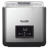 SousVide Supreme Stainless Steel 11L Touch Water Oven front view