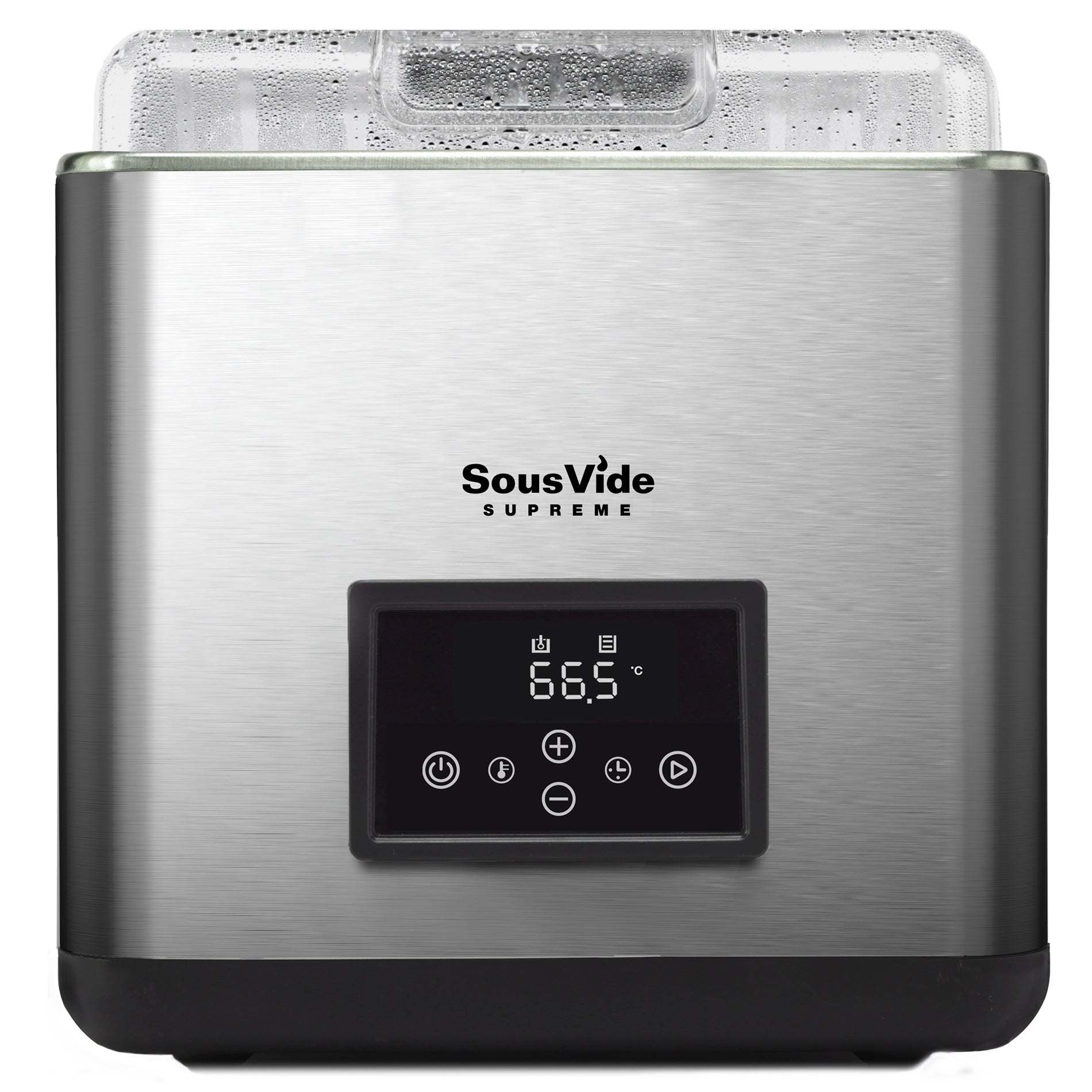 SousVide Supreme Touch Water Oven front view