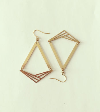 The Jurle Earrings SOLD OUT