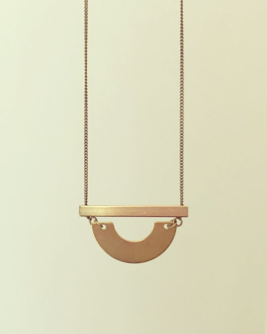 The Mülue Mini Necklace