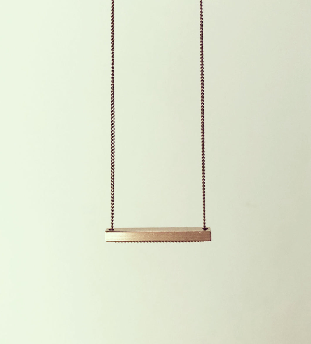 The Beatrice Necklace- H (short)