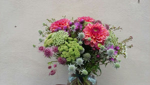 One-off seasonal bouquets