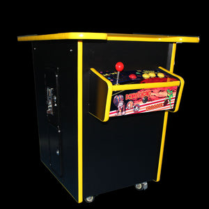 Arcade Cocktail Cabinet Classic 650 Games