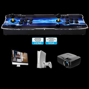 2010 Retro Game Console 3D Video Gaming System