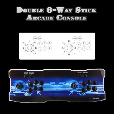 Image of 2010 Retro Arcade Machine Game Console 3D