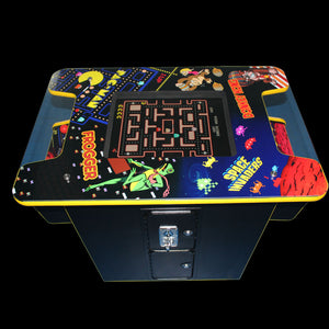 Cocktail Arcade Table - Retrogaminghouse.com