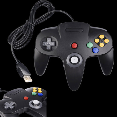 Classic N64 USB Controllers for Retropie Raspberry Pi