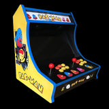 Pacman Bartop Arcade Kit Cabinet Retro Gaming 1300 Games
