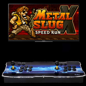 2010 Retro Arcade Machine Game Console 3D