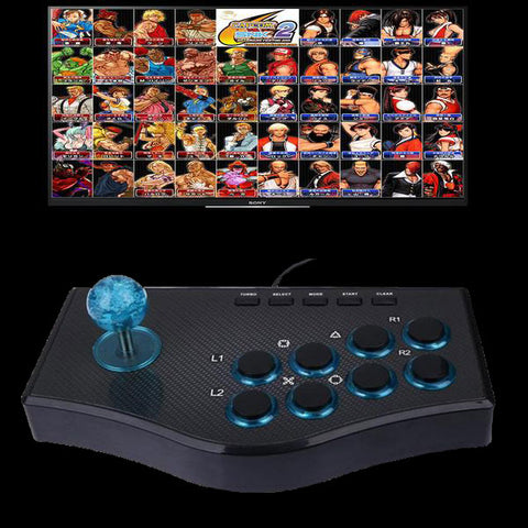 Image of Analog Arcade Joystick - Retrogaminghouse.com