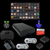 Raspberry Pi Retropie Emulation Console PC & Gaming System 16k