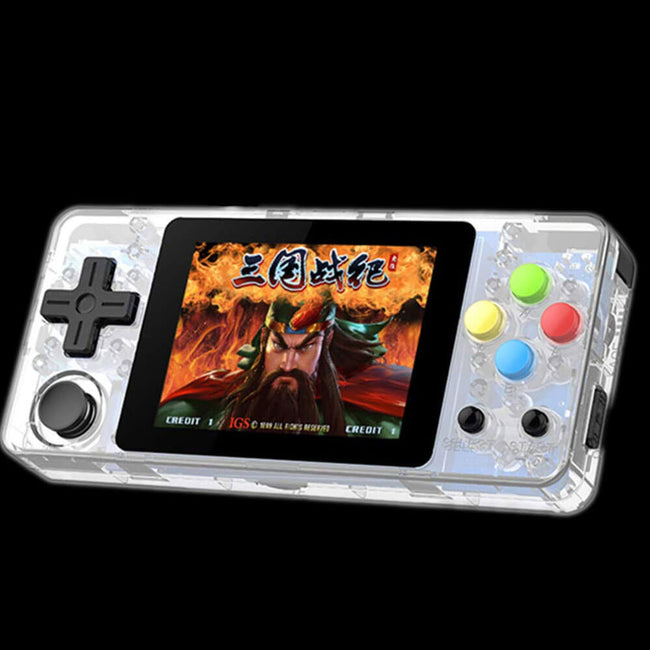 Handheld Emulator Video Game Console Up to 10.000 Games 64GB Card