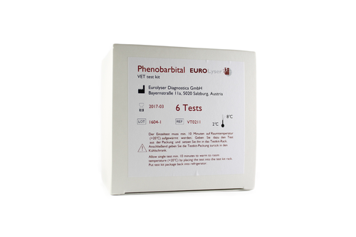 solo Phenobarbital Test Kit