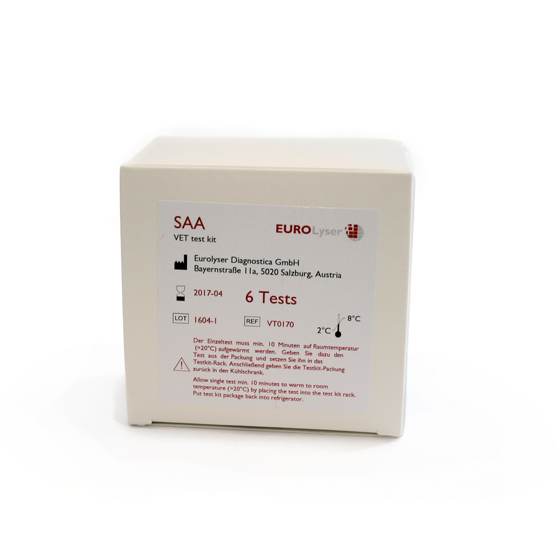 solo SAA test kit