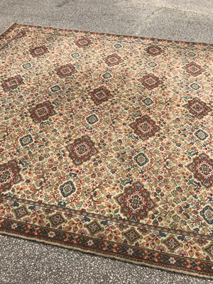 A large oriental Country House wool rug by Blackwood Morton