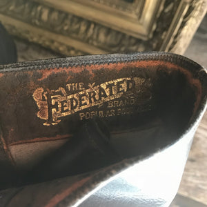 A pair of Federated brand Victorian boots