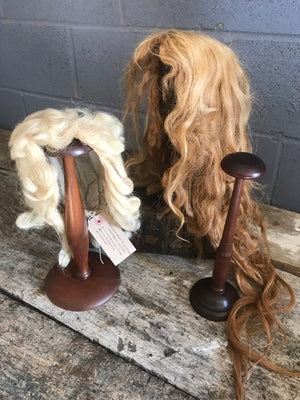 A wig or hat stand - no.2