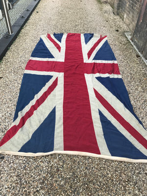 A 13ft x 6ft Army and Navy Union Jack flag