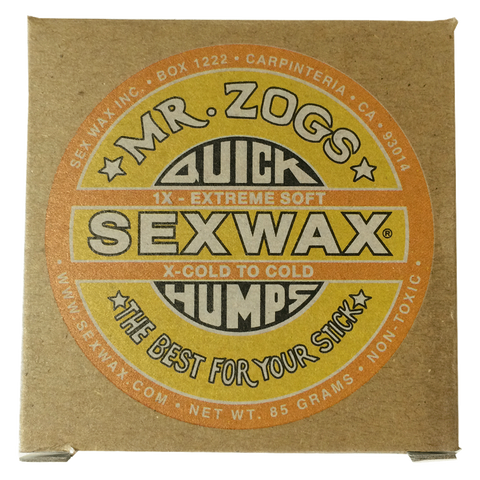 Sex Wax Quick Humps - 1x Extreme Soft