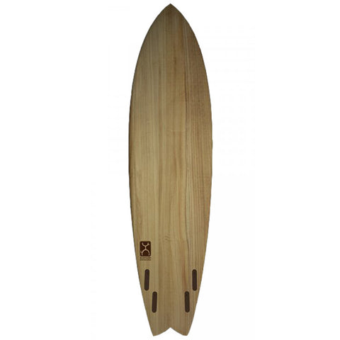 "Rob Machado ""Seaside and Beyond"" 7'6"" Futures - TimberTek"