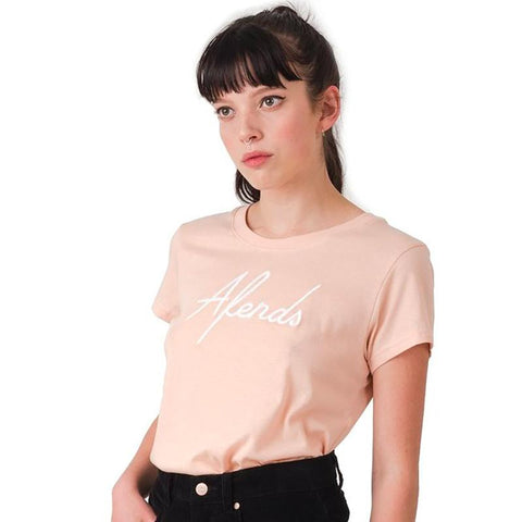Halifax Standard Fit T-Shirt - Washed Peach