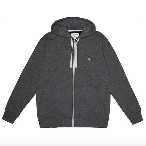 """All Day"" Zip Hoody"