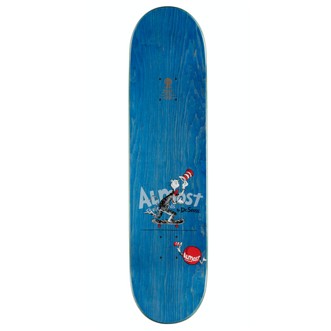 "Dr. Seuss x Yuri ""Thing 1 & 2"" R7 Deck - 8.125"""